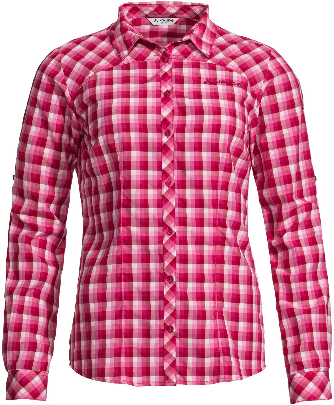 VAUDE Womens Tacun Shirt Blusa de Camisa Mujer